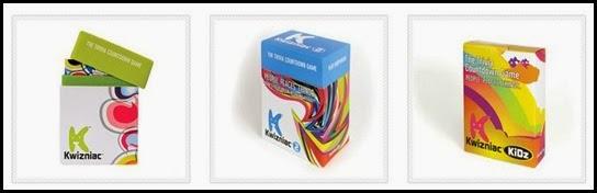 Kwizniac Editions