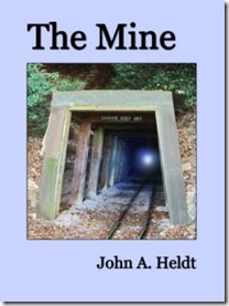 the mine