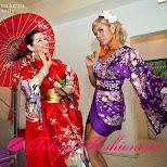 Tiffany rocking out at Tokyo Fashionista in Aoyama, Tokyo, Japan