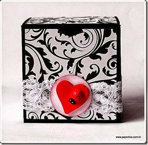 Kutija za poklone sa čestitkom (1)