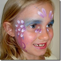 face_painting_design_purple_flower