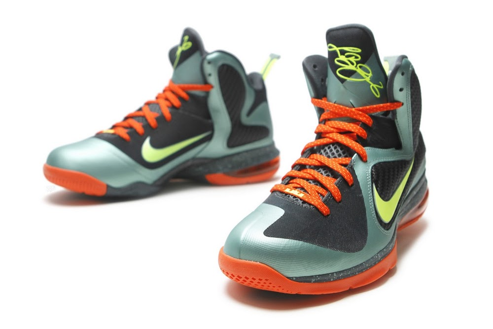 Official Nike LeBron 9 Cannon PreHeat Drop Pushed Back ...