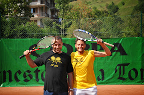 Roberto Mineni e Federico Fausti