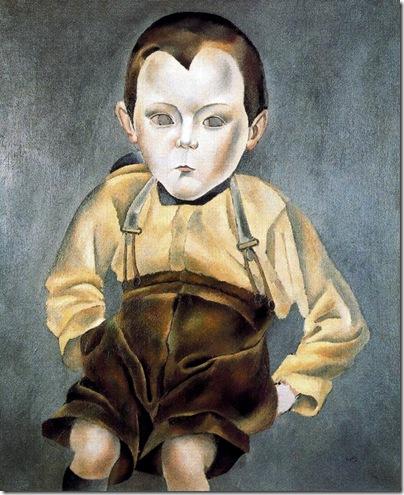 Josep de Togores i Llach - El chaval- 1921