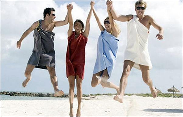 Draps de plage-serviettes de plage-14