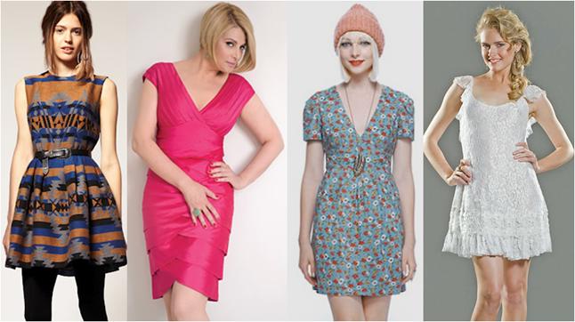 modelo de vestido renda