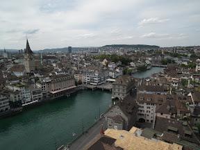 088 - Zurich desde Grossmunster.JPG