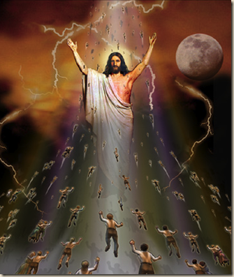 arrebatamiento rapto ateismo religion farsa mentira