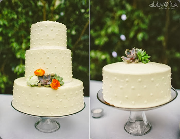 cake 31 Ever Ours Events Abby Fox Photography MSU Michigan State Greenhouse Conservatory Garden Wedding Orange Grey Green Modern Planner Planning Florist Floral Design