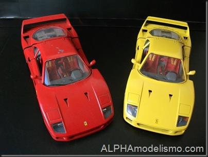 Ferrari F40 Burago