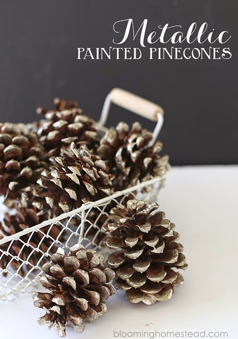 Metallic-Painted-Pinecones-DIY