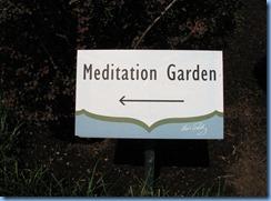 8206 Graceland, Memphis, Tennessee - Meditation Garden