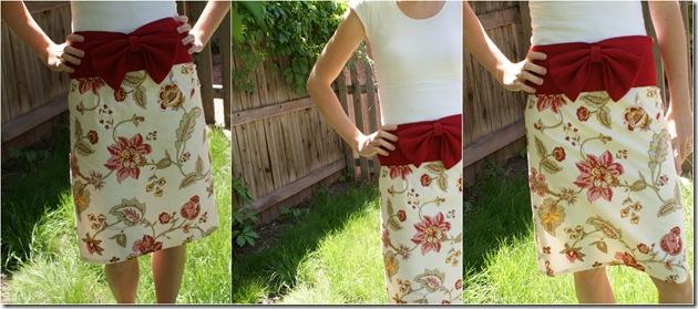 Napkin Skirt