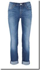 Karen Millen cropped jean