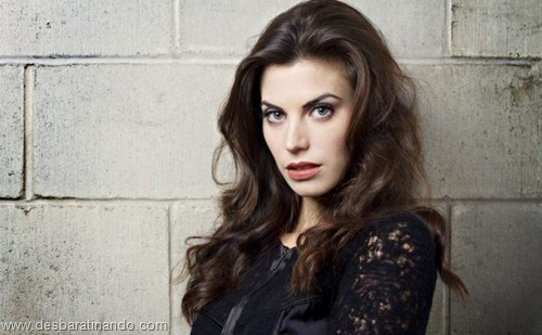 VICTORIA, B.C. - Victoria-raised actress Meghan Ory, for Times Colonist story by Michael D. Reid, April 6, 2012. Sacha Mullen photo.