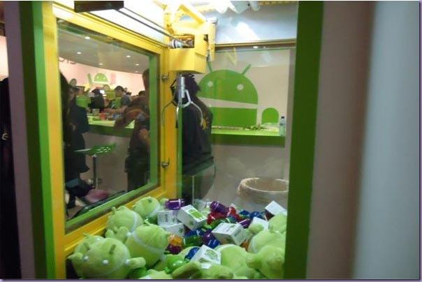 Máquina-Pegar-Android-Google