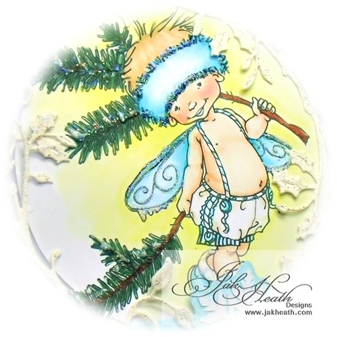 Winter Fairy Manty2