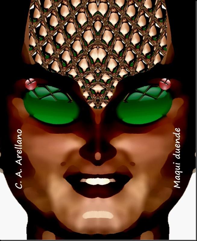Michio-Kaku-Destino-genético-ilustración-Carlos-Alberto-Arellano