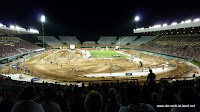 Supercross Brisbane im QSAC Stadium