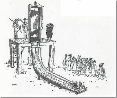 humor guillotina