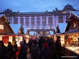 Toulouse Marché de Noel