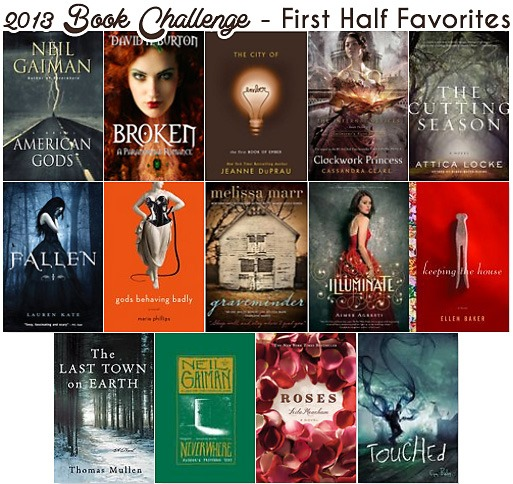 2013 Book Challenge Favorites 1 - Life as Their Mom