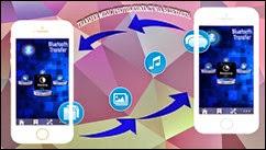 تطبيق نقل ومشاركة الملفات بالبلوتوث للأيفون والأيباد Bluetooth Transfer Free -4