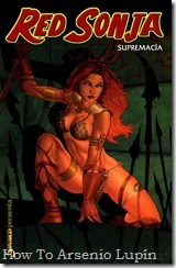 P00010 - RED SONJA - Supremacia