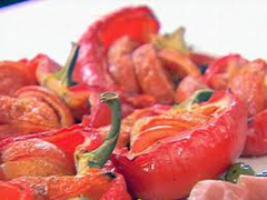 Tomato Stuffed Peppers