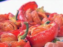 Tomato Stuffed Peppers