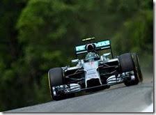 Nico Rosberg ha vinto il gran premio d'Austria 2014