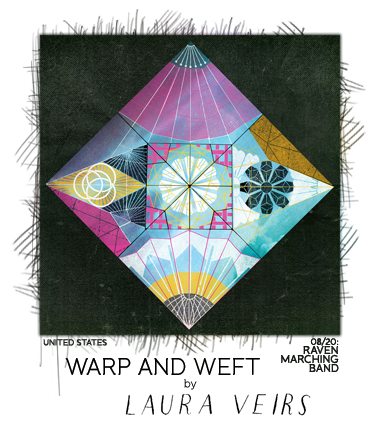 Warp and Weft by Laura Veirs