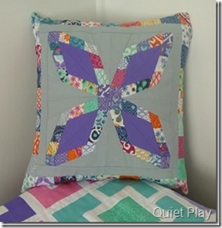 Sweet Treats Cuzco Too Pretty for Pickles Cushion