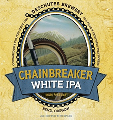 image of Chainbreaker India Pale Ale courtesy of Deschutes Brewery