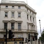 london architecture in London, London City of, United Kingdom
