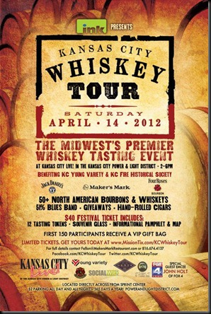 Whiskey Tour