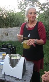 Doris Schlott = Wirtin Wundermild