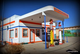Pete's Gas Station