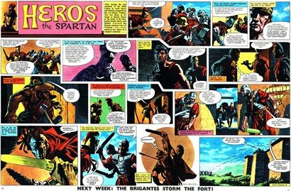 heros Spartan