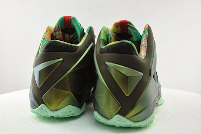 nike lebron 11 gr king of the jungle 2 01 kings pride King of the Jungle LeBron 11 is Only Five Days Away!