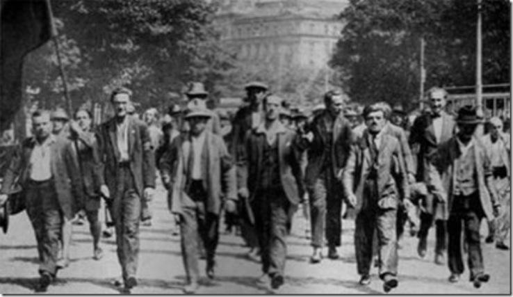 arbejderdemo-som-politiet-skød-imod-wien-juli-1927