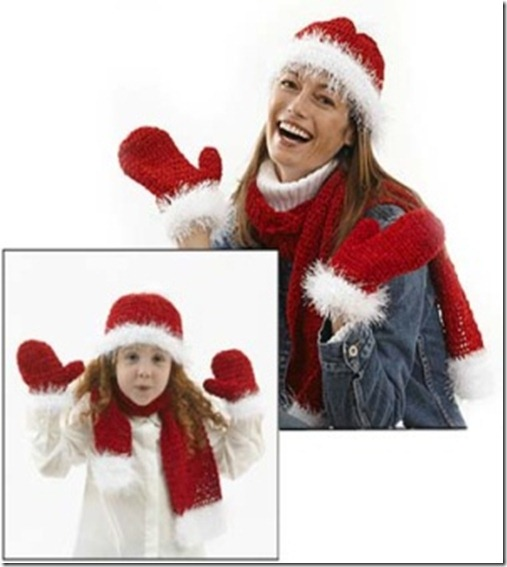 Knitting Dragonflies Santa Hat Pattern Knit And Crochet