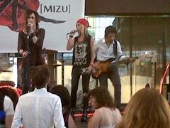 Concierto de MIZU Expotaku BCN 2011