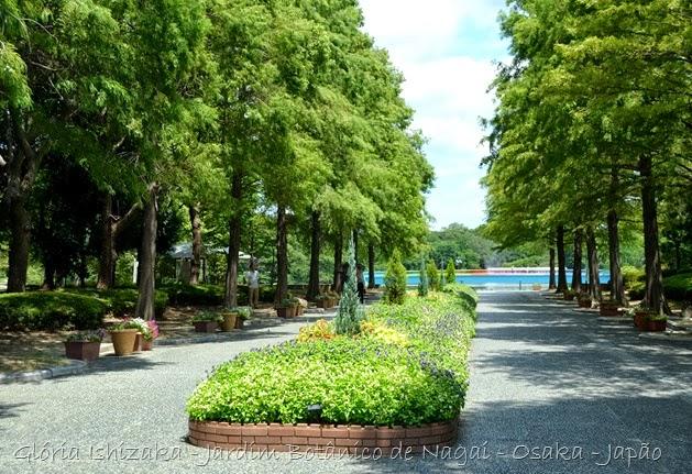 1 - Glória Ishizaka - Jardim Botânico Nagai - Osaka