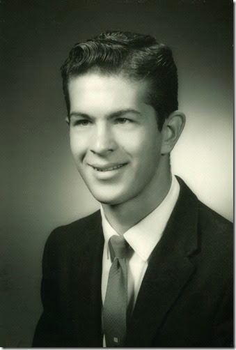 Russell's studio senior  hs picture 1963
