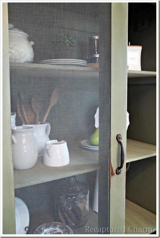 armoire milk paint 111a