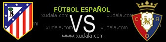Atletico de Madrid vs Osasuna