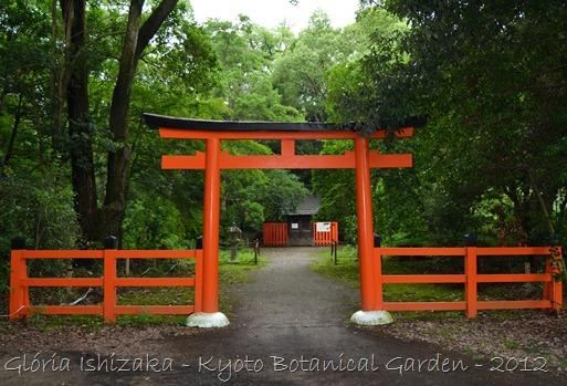 Glória Ishizaka -   Kyoto Botanical Garden 2012 - 1b