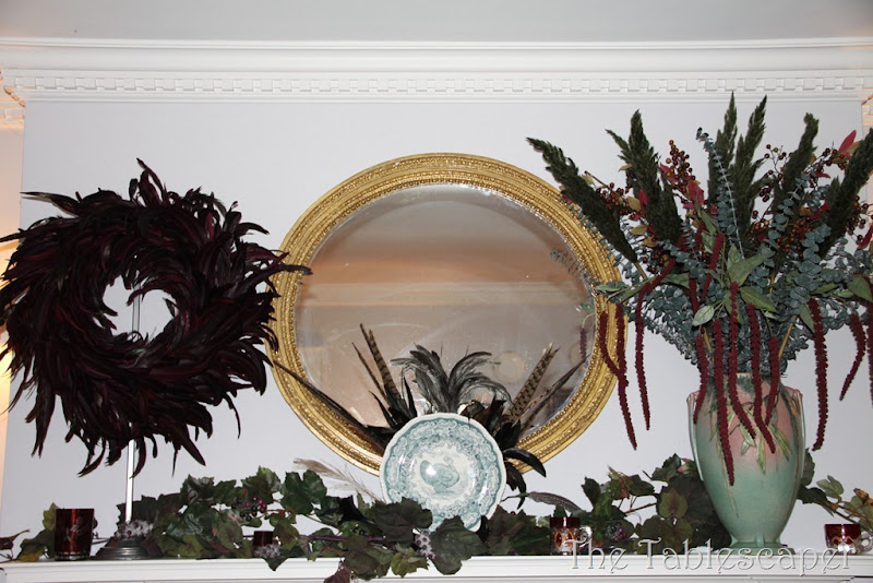 Thanksgiving Mantel 040