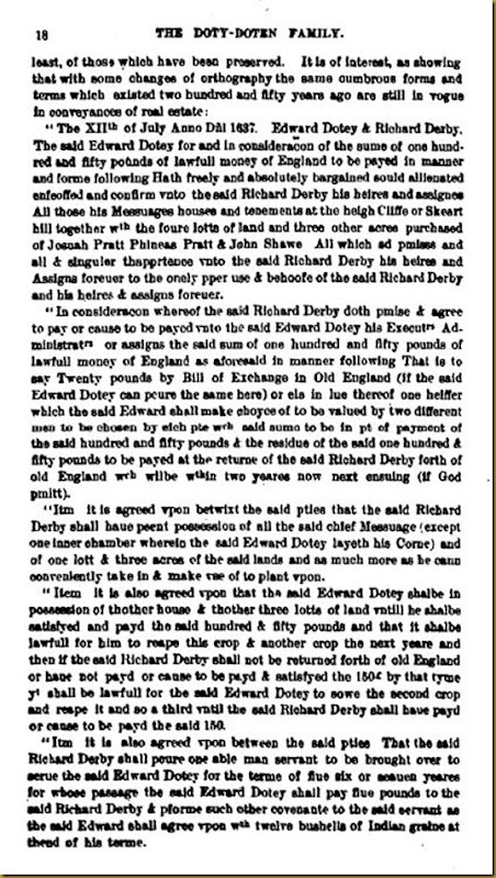 Doty-Doten Family In America - The Family of Edward Doty (13)